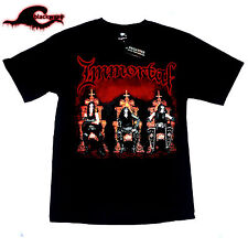 Immortal  - Demons Of Metal - Black Metal Band T-Shirt