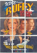 Buffy TVS Season 6 Complete Once More With Feeling Chase Card Set H1-9