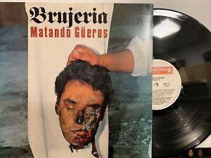 Brujeria – Matando Güeros LP 1993 Roadrunner Records RR 9061-1 VG+/EX GERMANY