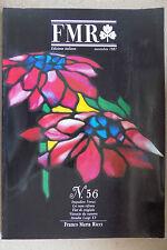 FMR RIVISTA FRANCO MARIA RICCI N. 56 ANNO 1987 - A5