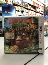 Donkey Kong Country Returns 3D Ita 3DS 2DS NUOVO