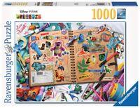 RAVENSBURGER 19816 PUZZLE DISNEY SCRAPBOOK 1000 PIEZAS / DISNEY SCRAPBOOK PUZZLE