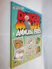 Dangermouse Annual 1985 HB book Danger Mouse based on TV series