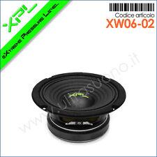 "XW06-02 Mediobasso (mid-woofer) XPL da 165mm (6.5"") con bobina da 45mm - 200W"