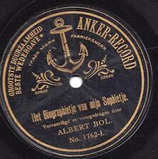 Albert Bol holländische Anker Record von ca. 1910 : De vroolijke Echtgenoot