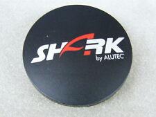 Original ALUTEC Nabenkappen N23 schwarz für Alufelgen SHARK Nabendeckel N 23