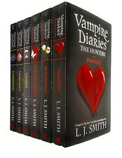 Vampire Diaries Complete Collection 6 Books Set by L. J. Smith (The Hunters)NEW