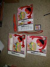 Sesame Street: Elmo's A-to-Zoo Adventure W/Stylus and box (Nintendo DS)