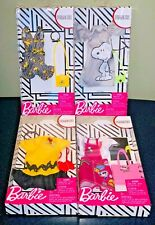 Barbie Peanuts Curvy Clothes Outfit Fashion Pack You Choose