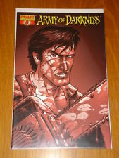 ARMY OF DARKNESS #8 VARIANT EDITION COVER A DYNAMITE ENTERTAINMENT 2006
