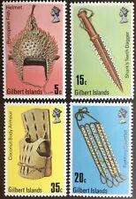 Gilbert Islands 1976 Artefacts MNH