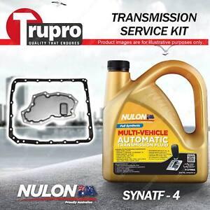 SYNATF Transmission Oil + Filter Service Kit for Hyundai iLoad 2.5L 2.4L