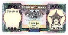 Ghana ... P-28c ... 500 Cedis ... 1994 ... *UNC*