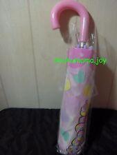 Sanrio Hello Kitty umbrella  Tiny Folding strawberry floral Print Umbrella sweet