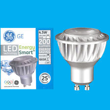 4.5W (=35W) GE LED GU10 4000K Dimmable Reflector Spot Light Bulb Lamp