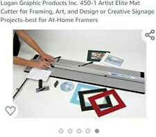 Logan Graphic 450-1 Artist Elite Mat Cutter