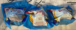 (3) 1998 Furby Blind Bag McDonalds Toys