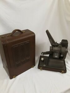 ANTIQUE REVERE model s16 SOUND PROJECTER COMPLETE WITH EVERYTHING light,oiler,ex