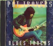 Pat Travers(CD Album)Blues Tracks-New