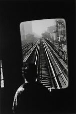 Elliott Erwitt Photo Kunstdruck Art 38x53 New York City USA 1955 Pittsburgh 1950