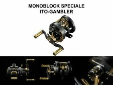 Megabass Monoblock Speciale Ito-Gambler Right casting reel from Japan