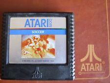 ATARI 5200 REGION FREE OFFERS/COMBINE - SILVER PICTURE - 5213 SOCCER
