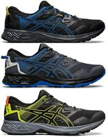 ASICS GEL SONOMA 5 SCARPE SHOES SCHUHE UOMO TRAIL RUNNING KAYANO NINBUS