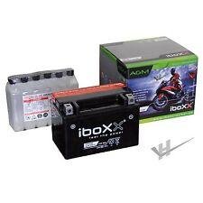 YTX9-BS DIN50812 Wartungsfreie AGM  Iboxx Quad/ATV  Batterie