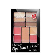 Revlon Eyes Cheeks Lips Palette 100 Romantic Nudes