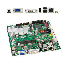 New Arrival Intel desktop board D945GSEJT IN STOCK atom N270 fanless low power