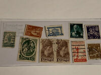 Portugal Stamp Lot PA20
