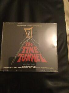JOHNNY WILLIAMS/LYN MURRAY/SAWTELL/DRASNIN: TIME TUNNEL: VOL ONE/O.S.T. (CD.)