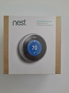Google Nest T200577 Learning Thermostat (2nd Generation)
