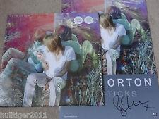 "BETH ORTON - KIDSTICKS LP VINYL RECORD PLUS HAND SIGNED 16"" X 12"" PRINT POSTER"