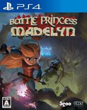 New PS4 Battle Princess Madelyn PlayStation4 JAPAN OFFICIAL IMPORT