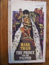 The Prince and the Pauper by Mark Twain (1964 , Hardback)