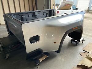 2020 2021 GMC 3500 DRW Factory Dually Bed (Take-off) Bed only Denali