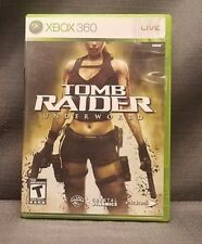 Tomb Raider: Underworld (Microsoft Xbox 360, 2008) Video Game