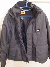 Caterpillar Coat - CAT - Hooded Parka - Large - Workwear