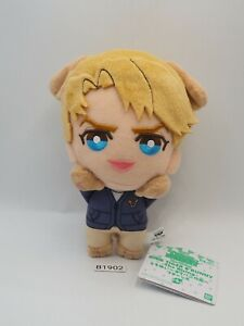 """Tiger & Bunny B1902A Banpresto Bandai Spirits Plush 6"""" TAG Toy Doll japan"""