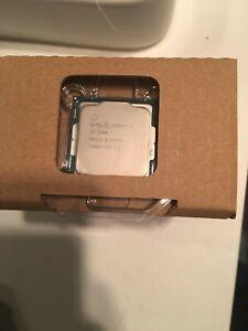 Intel core i5-7500 LGA1151 4 Core 7th Generation Processor