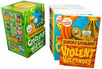 Horrible Geography 12 Books Children Collection Paperback BoxSet By Anita Ganeri