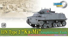 IJN Type 2 Ka-Mi Amphibious Tank, Saipan 1944  Dragon Armor 1:72