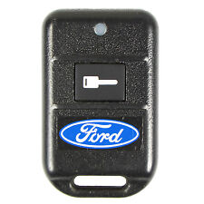 Ford Keyless Key Fob 1 Button Remote Start FCC ID: GOH-PCMINI Red LED USED