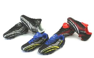Kids Boys & Girls Outdoor Soccer Shoes Cleats  Brand New sizes  1  2  3 4