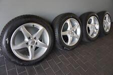 4 Winterräder Winterreifen 205/55 R16  Mercedes Benz C-Klasse W204 8,0mm