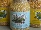 Double K Popcorn - Just the Kernels! - 30 oz Jars - Free Shipping!!