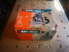 Vintage Timewarp Black and Decker Plunge Router KW800 710w Hardly used!!