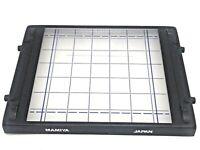 [Near Mint] Mamiya Focusing Screen No.2 II Checker Grid for RB67 Pro S SD JAPAN