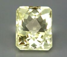 TOP HIDDENITE : 15,65 Ct Natürlicher Gelber Hiddenit ( Yellow Kunzite )